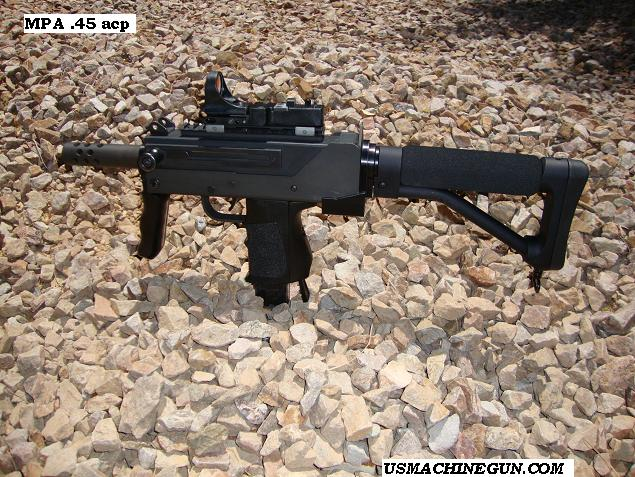 Ar Stock Adapter & Ace Stock For Mpa  45 Acp on www Gun Rodeo