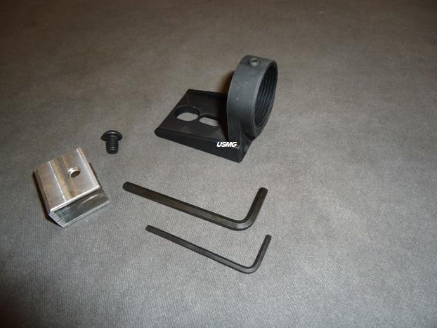 Ar Stock Adapter For M-11 Cobray Semi Auto on www Gun Rodeo