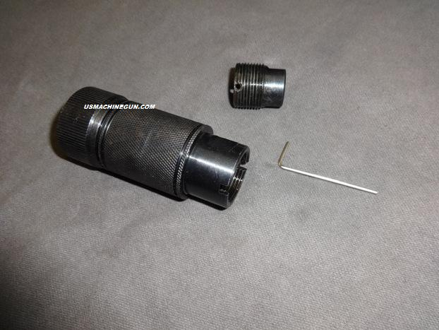 AK-47 MUZZLE BRAKES AND BARREL EXTENSIONS