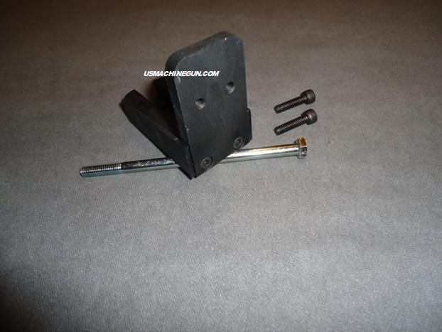 rear Stock Adapter For Ak-47 Yugo Pap M70/m92/m85-flat Mount on www