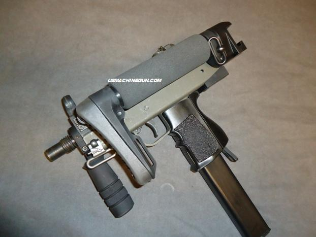 modular Lite Rear Folding Stock And Adapter For Mac-10  45