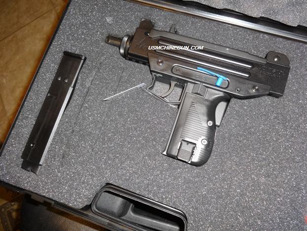 Mini Uzi Semi Auto 22lr Pistol On Wwwgunrodeo