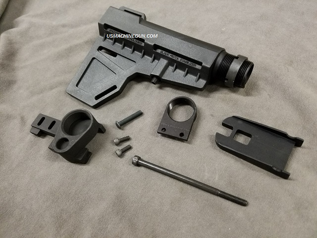 adapter With Upgraded Folding Adapter And Shockwave Blade Pistol