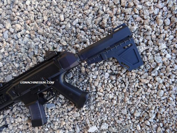 CZ SKORPION 9MM UPGRADES AND ADAPTERS