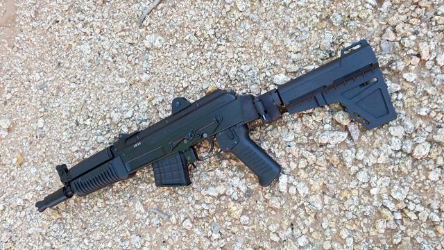 AK-47 UNIVERSAL & HELL PUP AK47 PISTOLS-UPGRADES